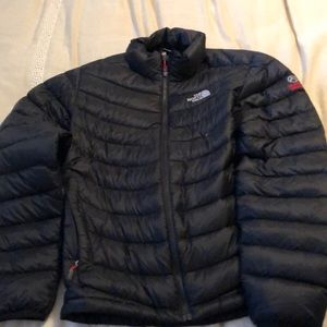 Northface women's large black summit series jacket